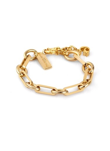 Alberto Guardiani Alberto Guardianiag10394Blk Jewelery Bileklik Altın